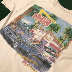 """IN-N-OUT """"60"""" Years Tee"""